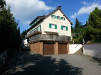 "Hotel-Pension ""Haus-Burgfried"" -garni-"