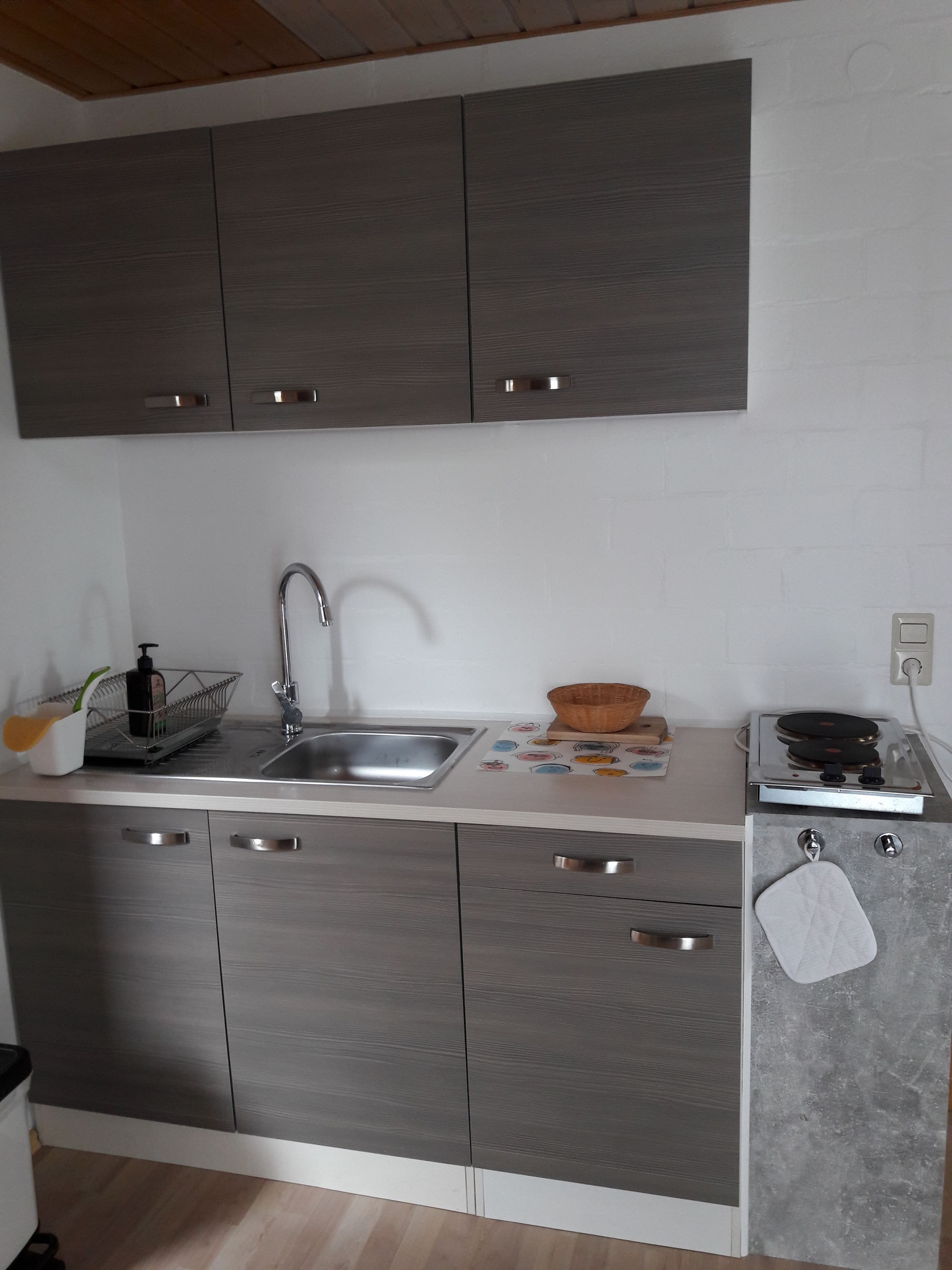 Kitchenette Apartment