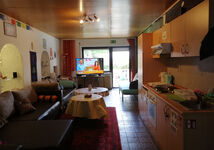 Ruhiges Keller Appartement NM, Terrasse. Sauna,Grill, Lounge