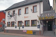 "Hotel-Restaurant ""Zur Post"""