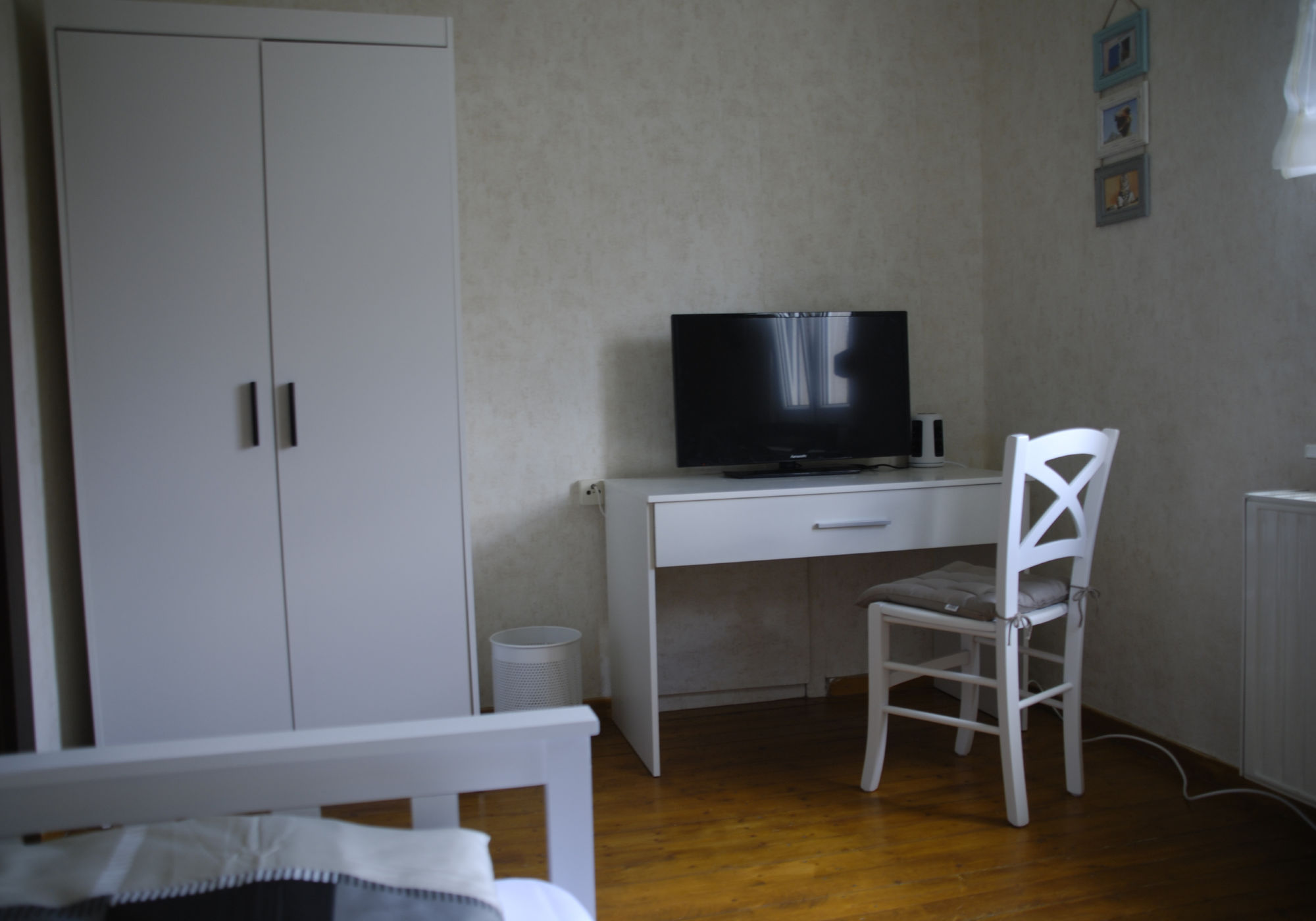 <p>Smart-TV in Schlafzimmer 2</p>