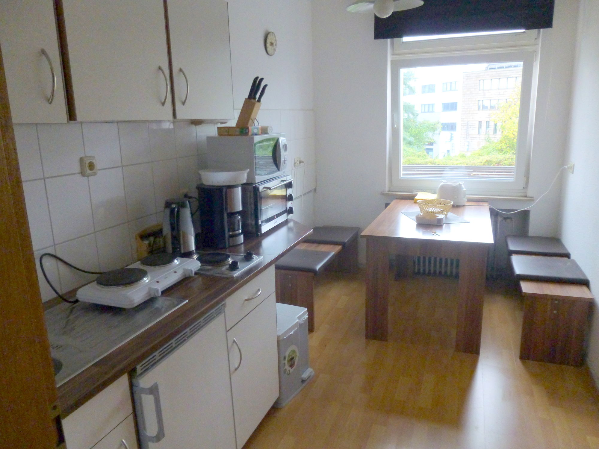 <p>Wohnung bis 3 Pers.</p>