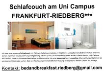 Bed & Breakfast am Uni Campus Riedberg BelAir