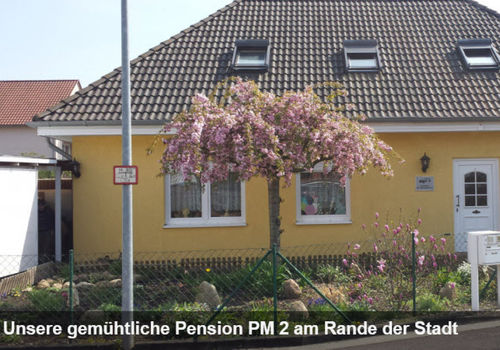 Pension PM 2 Magdeburg / Biederitz