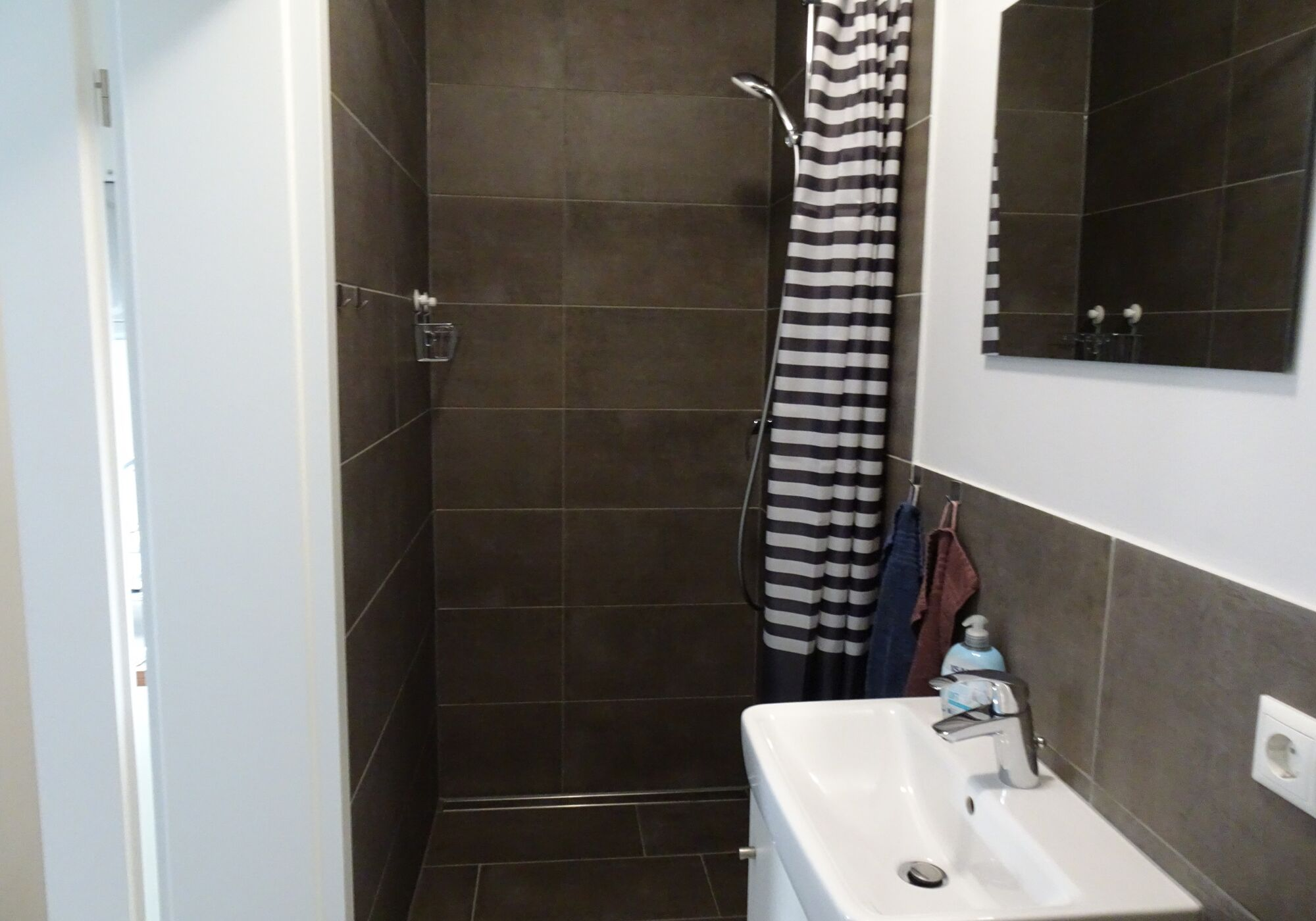 Badezimmer Appartment