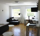 """Almost Home"" Business Appartment am Rennplatz - Neu saniert - komplett möbliert incl TG ab sofort"