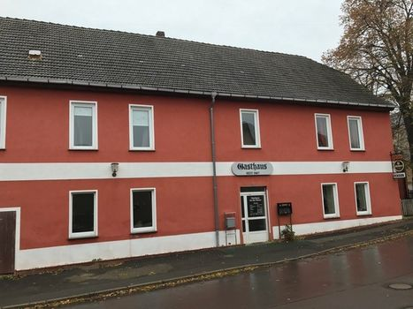 Pension in der Kurve Muschwitz